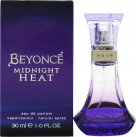 Beyonce Midnight Heat Eau de Parfum 30ml Spray<br />Kvinder