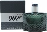 James Bond 007 Eau de Toilette 50ml Spray<br />Mænd