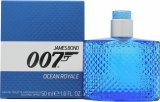 James Bond 007 Ocean Royale Eau de Toilette 50ml Spray<br />Mænd