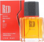 Giorgio Beverly Hills Red Eau De Toilette 50ml Spray<br />Mænd