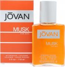 Jovan Jovan Musk For Men Musk For Men Aftershave 118ml Splash<br />Mænd