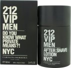 Carolina Herrera 212 VIP Men Aftershave 100ml Lotion/Splash<br />Mænd