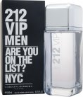 Carolina Herrera 212 VIP Men Eau De Toilette 200ml Spray<br />Mænd