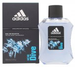 Adidas Ice Dive Eau de Toilette 100ml Spray<br />Mænd
