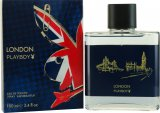 Playboy Playboy London London Eau de Toilette 100ml Spray<br />Mænd