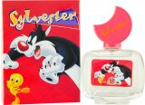 Looney Tunes Sylvester Eau de Toilette 50ml Spray<br />Mænd